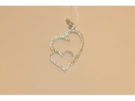 Сердце Подвеска (Ag 925 )